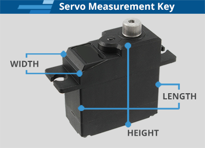 Servo Measurement Key
