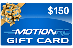 $150 Motion RC Gift Card GIFTCARD150