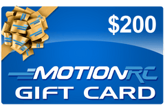 $200 Motion RC Gift Card GIFTCARD200