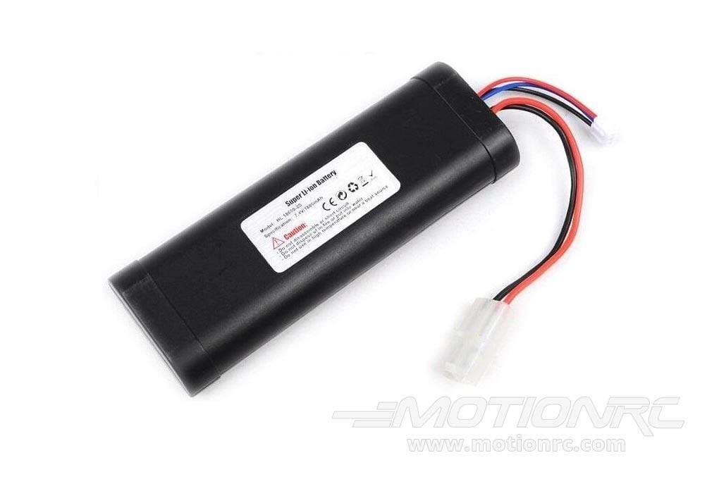 2S 7.4V 1800mAh Li-ion Battery w/ Tamiya Connector - Large Case for Heng Long 1/16 Scale Tanks HLG6024-001