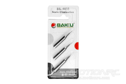 Baku Soldering Iron Tips 3 in 1 BK-9033