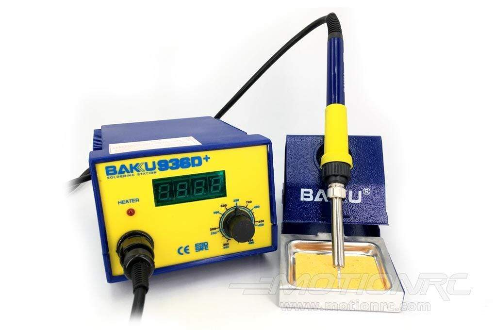 Baku Soldering Station w/ Digital Display - 110V BK-936D-US