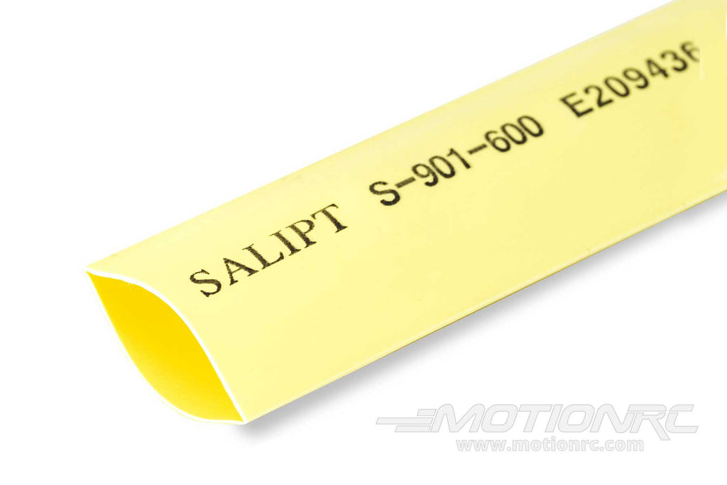 BenchCraft 16mm Heat Shrink Tubing - Yellow (1 Meter) BCT5075-015