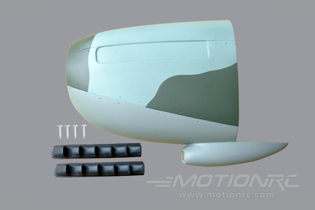 Black Horse 2000mm Spitfire Cowling BHSF006