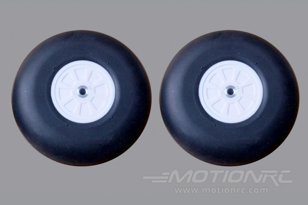Black Horse 2000mm Spitfire Main Wheels BHSF011