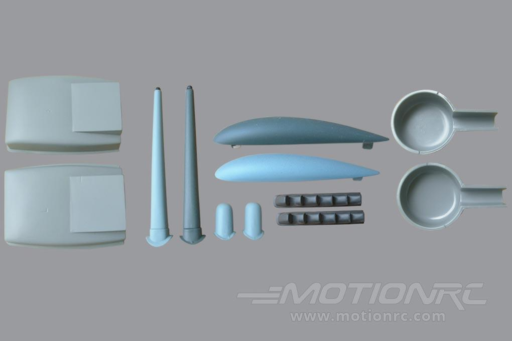 Black Horse 2000mm Spitfire Scale Plastic Parts BHSF019