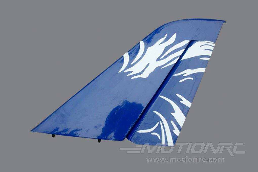 Black Horse 90mm EDF L-39 Albatros - Blue - Vertical Stabilizer BHL3005