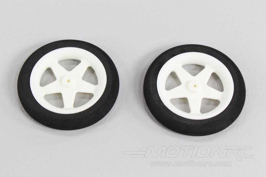 "Du-Bro 63.5mm / 2.50"" Micro Sport Wheels DUB250MS"