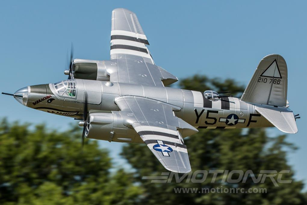 "Dynam B-26 Marauder with Gyro 1500mm (59"") Wingspan - RTF DY8972SRTF"