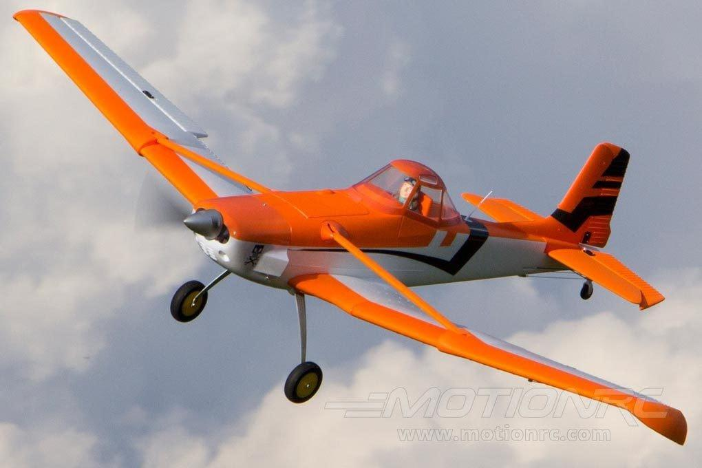 "Dynam C-188 Crop Duster Orange 1500mm (59"") Wingspan - PNP DY8967PNP-ORANGE"