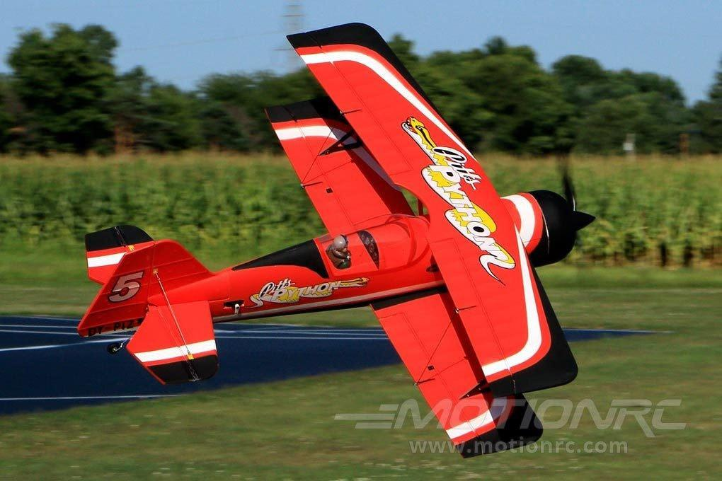 "Dynam Pitts Model 12 Red 1070mm (42"") Wingspan - PNP DY8947PNP-RED"