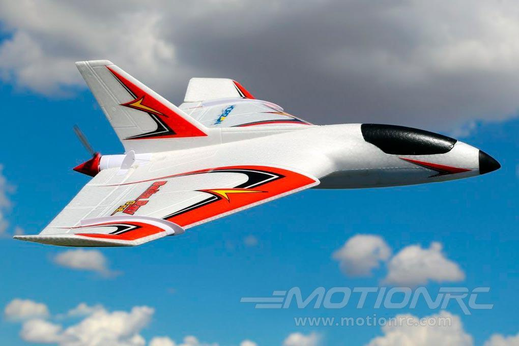 E Flite Delta Ray One Bnf Basic 500mm 19 7 Wingspan Bnf Efl9550