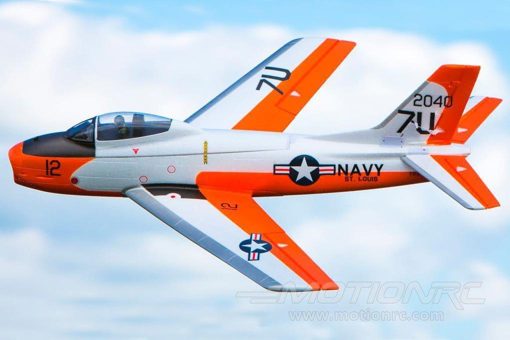 "E-flite FJ-2 Fury 15 DF BNF Basic with AS3X® 933mm (36.75"") Wingspan - BNF EFL7250"