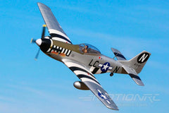 "E-flite P-51D Mustang BNF Basic V2 with AS3X® 1.2m (48"") Wingspan - BNF EFL8950"