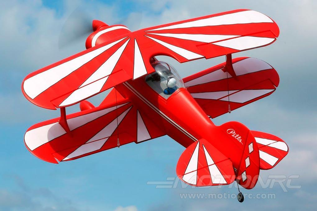 "E-flite Pitts S-1S Basic with AS3X 850mm (33.4"") Wingspan - BNF EFL3550"