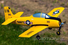 "E-flite T-28 Trojan S BNF Basic with SAFE 426mm (16.8"") Wingspan - BNF HBZ5650"