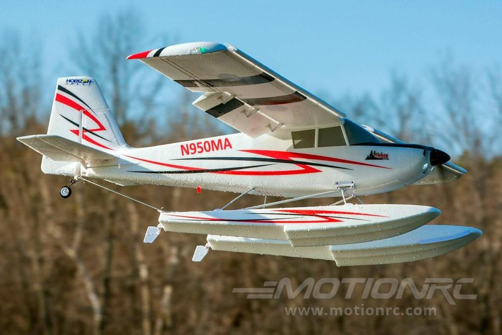 "E-flite Timber BNF Basic with Floats 1555mm (61"") Wingspan - BNF EFL5250"