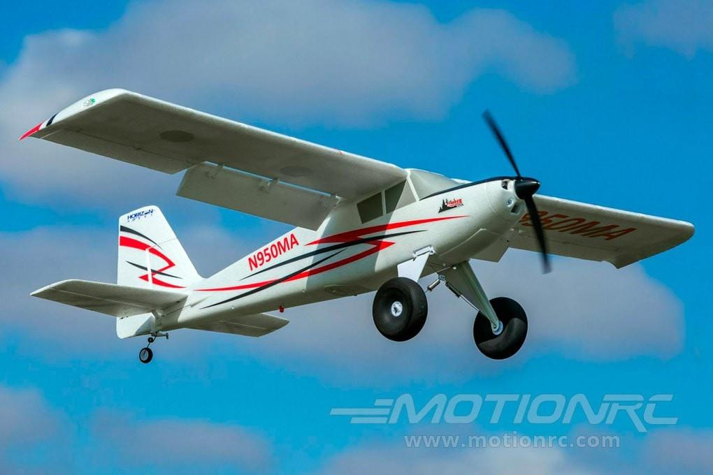E-flite Timber BNF Basic with Floats 1555mm (61