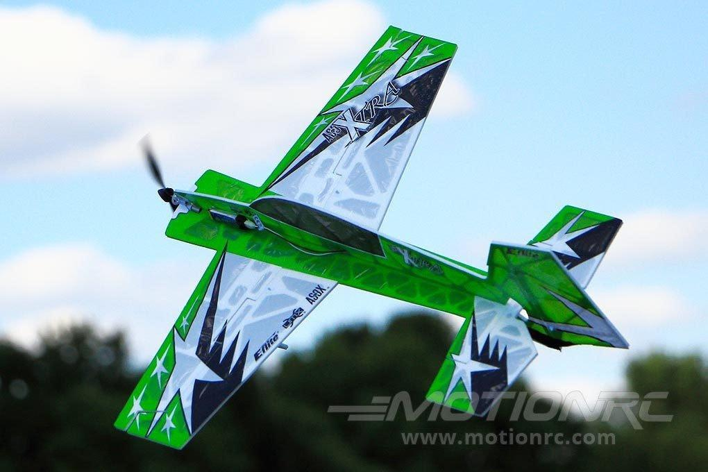 "E-flite UMX AS3Xtra with AS3X 425mm (16.8"") Wingspan - BNF EFLU5150"