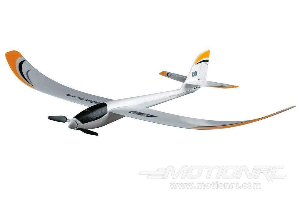 "E-flite UMX Radian with AS3X 730mm (28.7"") Wingspan - BNF EFLU2980"