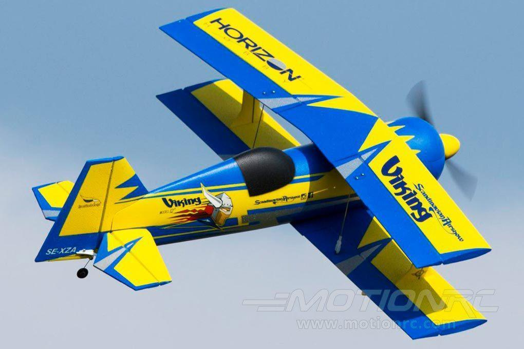 "E-flite Viking Model 12 280 with AS3X 565mm (22.2"") Wingspan - BNF EFL6650"