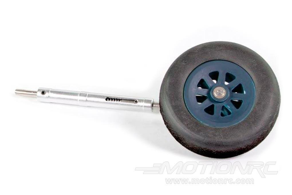 FlightLine 1600mm F7F Upgrade Main Landing Gear Strut and Tire - Right FLW30210883