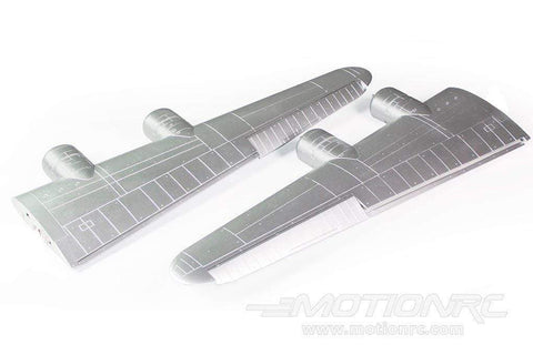 FlightLine 2000mm B-24 Liberator Main Wing - Silver FLW401102