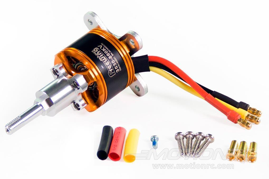 FlightLine 3530-860kv Brushless Outrunner Motor MO135301