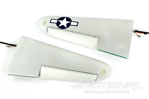 FlightLine P-38L Main Outside Wing - Silver FLW301104