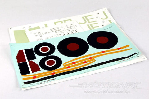 FlightLine Spitfire Decal Sheet FLW20307