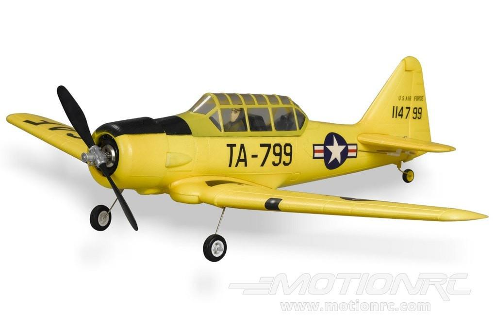 "FMS AT-6 Texan Yellow 800mm (31.5"") Wingspan - PNP FMS031"