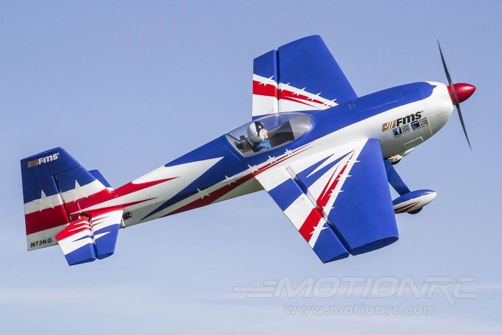 "FMS Extra 300 3D Aerobatic Airplane 1300mm (51"") Wingspan - PNP FMS063"