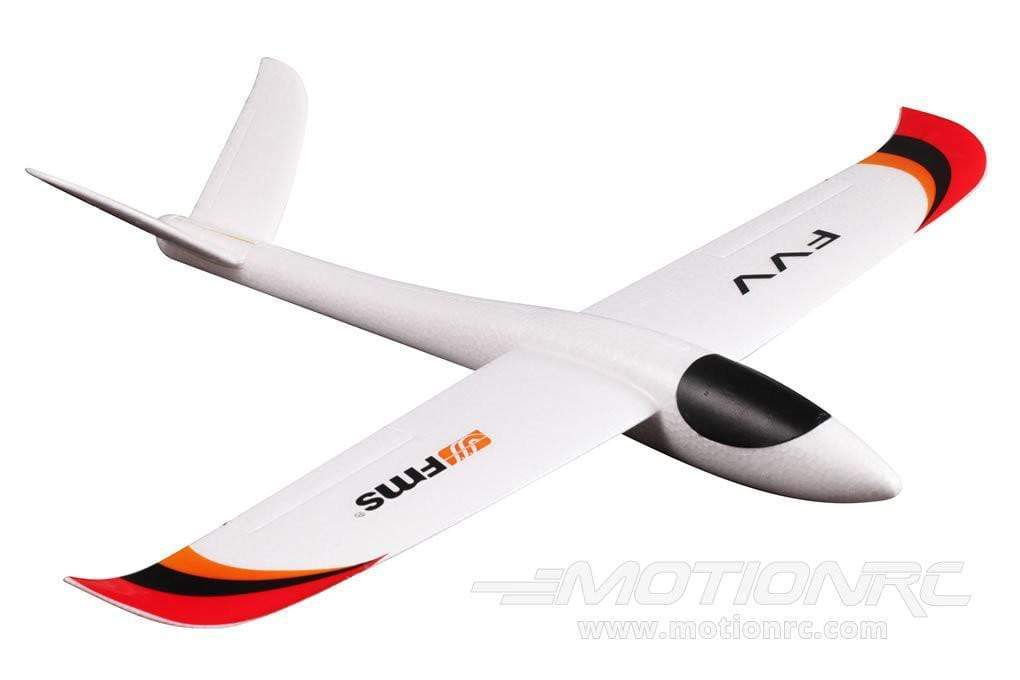 "FMS Hand Launch V-Tail Glider 600mm (23.5"") Wingspan - RTF FMS059"