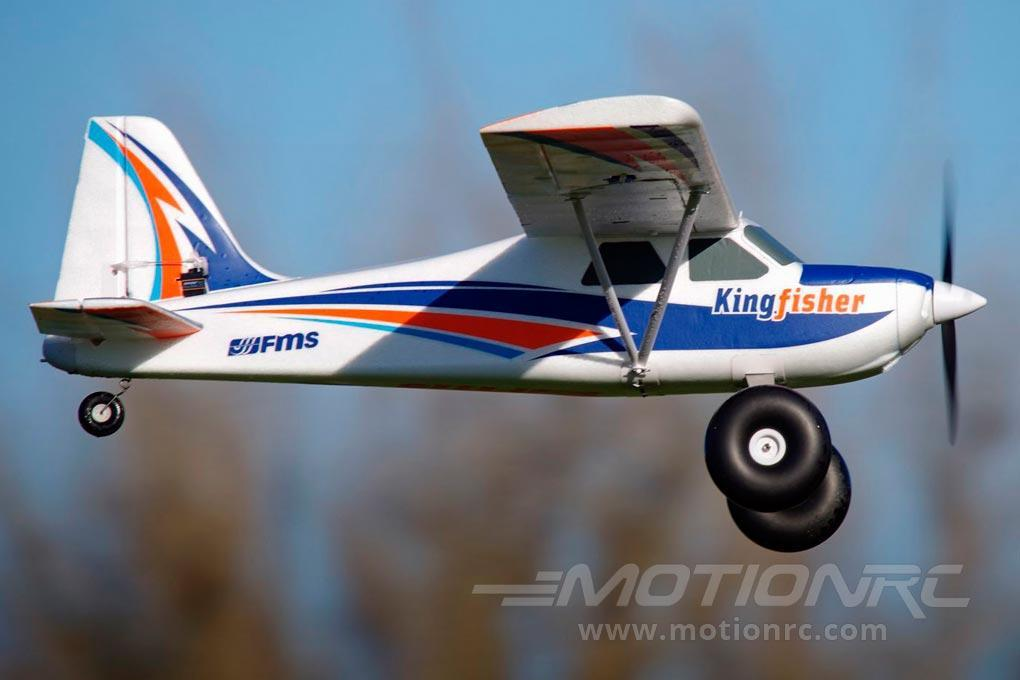 "FMS Kingfisher 1400mm (55"") Wingspan - PNP FMM103PF"