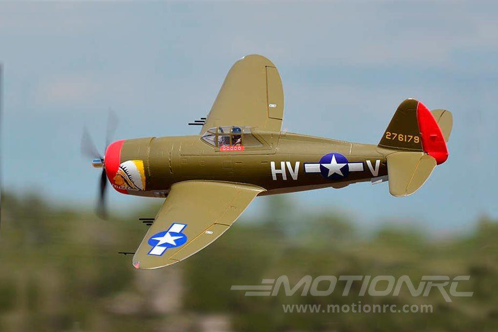 "FMS P-47D Razorback High Speed 980mm (38.6"") Wingspan - PNP FMS072-1"