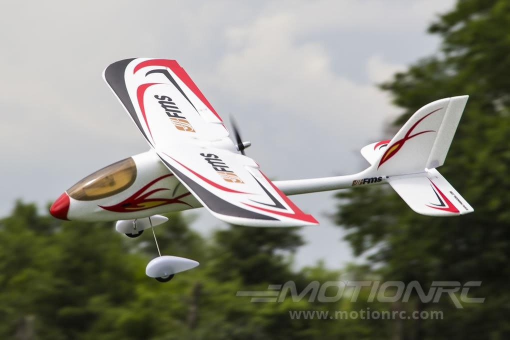 "FMS Red Dragonfly 900mm (35.5"") Wingspan - RTF FMS064"
