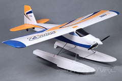 "FMS Super EZ V2 with Floats 1220mm (48"") Wingspan - PNP FMM096P"
