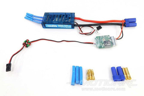 Freewing 130A ESC with EC5 connector VEND002004