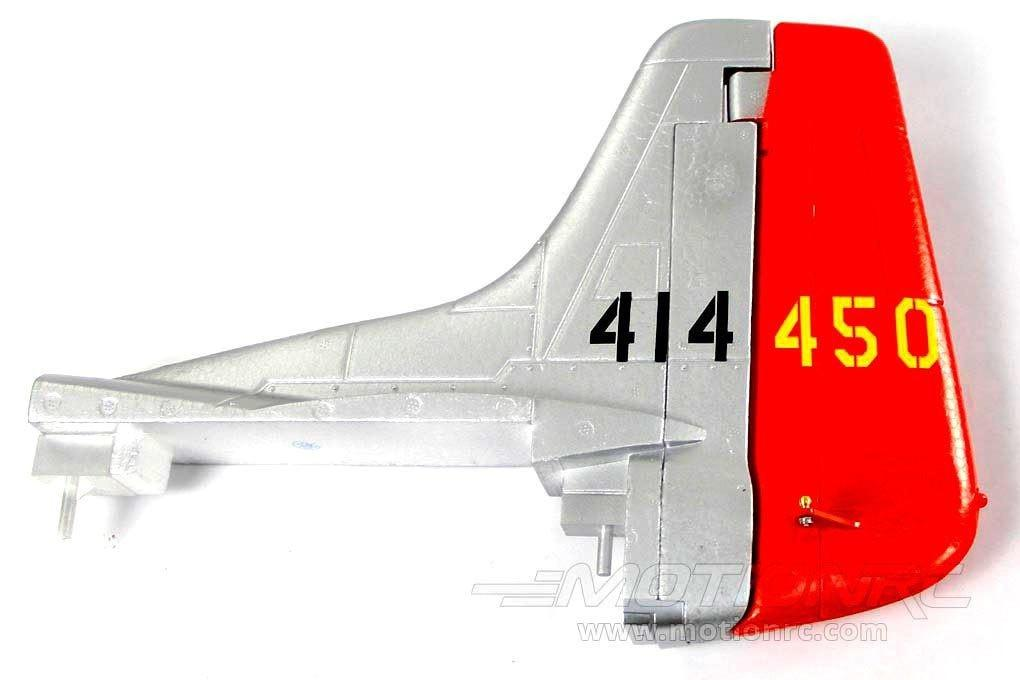 Freewing 1410mm P-51D Vertical Stabilizer - OId Crow FW3012104