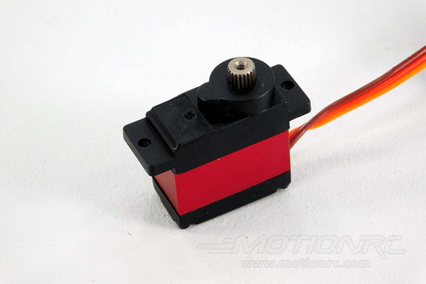 "Freewing 16g Digital Metal Gear Reverse Servo with 100mm (4"") Lead MD33162R-100"