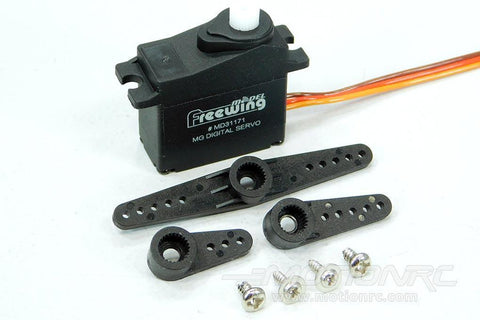 "Freewing 17g Digital Gear Servo with 550mm (22"") Lead Servo"