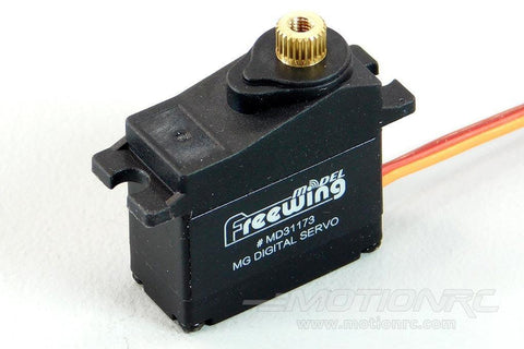 "Freewing 17g Digital Hybrid Metal Gear Servo with 550mm (22"") Lead MD31173-550"