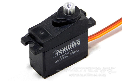 "Freewing 17g Digital Metal Gear Servo with 950mm (37"") Lead MD31172-950"