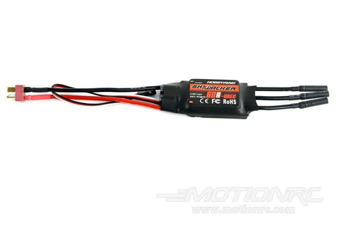 Freewing 60 Amp Brushless ESC 007D002001