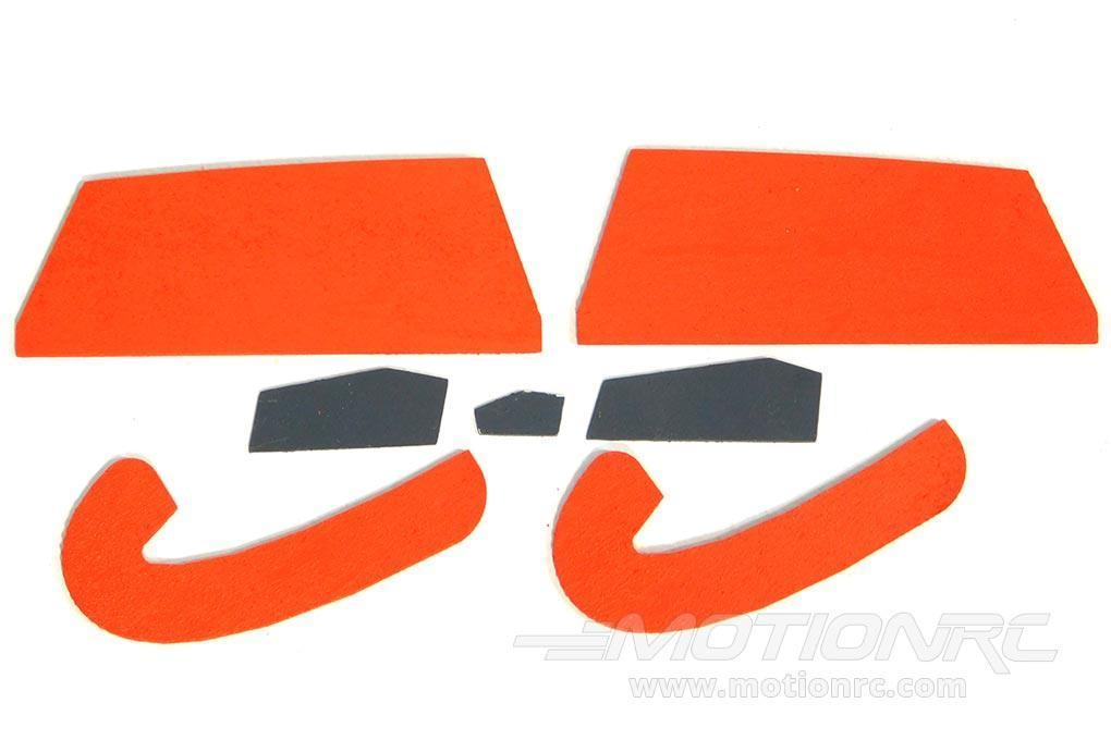 "Freewing 6S Hawk T1 ""Red Arrow"" Wing Plastic Parts FJ21411096"