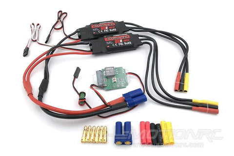 Freewing 70mm EDF AL37 Airliner 60A ESC with 8A UBEC 078D002001