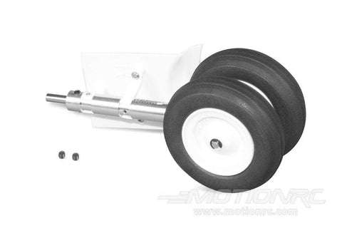 Freewing 70mm EDF AL37 Airliner Main Landing Gear Strut and Wheel - Right FJ31511086