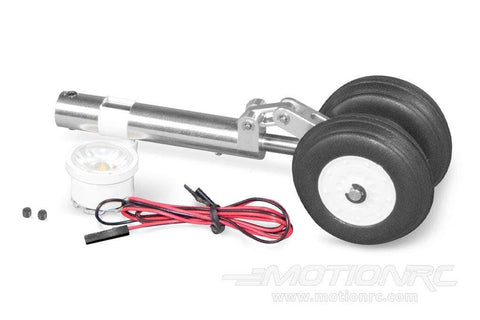 Freewing 70mm EDF AL37 Airliner Nose Landing Gear Strut and Wheel FJ31511084