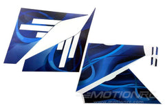 Freewing 70mm EDF AL37 Airliner Tail Decal FJ3151107