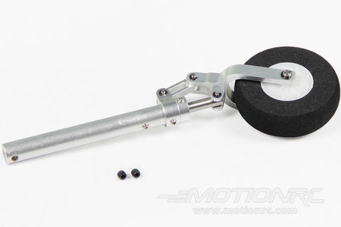 Freewing 80mm A-4 Nose Landing Gear Strut and Tire FJ21311084